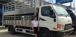 SIÊU KHUYẾN MÃI Hyundai HD700 Đồng Vàng. Thương hiệu 3 cục chính hãng NÂNG TẢI lớn nhất thị trường. Giao xe ngay, Ảnh số 2