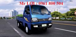 Xe tải THACO TOWNER tải trọng 750kg, 880kg có xe ngay ưu đãi giá đặc biệt., Ảnh số 1
