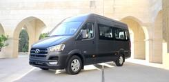 Xe khách 16 chỗ trường hải hyundai, thaco minibus 16 chỗ, xe 16 chỗ hyundai mới nhất, giá rẻ nhất, Ảnh số 4