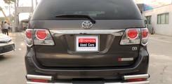 Toyota Cầu Diễn bán Fortuner G 2014 màu xám., Ảnh số 4