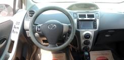 Toyota Cầu Diễn bán Yaris 1.3 2010 nhập nhật màu đỏ, Ảnh số 4