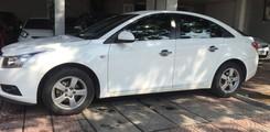 Bán xe Chevrolet Cruze LTZ 1.8 2014 màu trắng xe cực đẹp , biển HN ah, Ảnh số 3