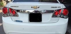 Bán xe Chevrolet Cruze LTZ 1.8 2014 màu trắng xe cực đẹp , biển HN ah, Ảnh số 4