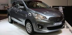Xe Attrage 2016 xe nhập khẩu giá tốt tại Đà Nẵng, bán xe Mitsubishi Attrage CVT 2016 tại Đà Nẵng, Ảnh số 1