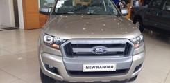 Ford Ranger XLS MT 1 cầu, số sàn giá tốt và nhiều ưu đãi cho khách hàng, Ảnh số 3