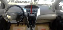 Toyota Mỹ Đình Cầu Diễn bán Vios E 2011 màu bạc, Ảnh số 4