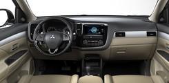 Ô tô Mitsubishi Đà Nẵng bán xe Outlander nhập Nhật giá tốt, Khuyến mãi tại Mitsushi Đà Nẵng, Ảnh số 4