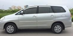 Toyota Innova G Xịn nguyên bản đời 2009, màu ghi bạc chính chủ gia đình đang dùng., Ảnh số 1