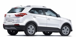 Hyundai CRETA Hàng nhập khẩu nguyên chiếc, Ảnh số 2