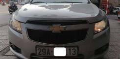 Bán xe Chevrolet cruze LTZ 1.8 2011 màu ghi bạc,số tự động ,xecuwcj đẹp biển HN, Ảnh số 1