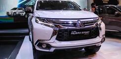 Mitsubishi Pajero Sport 2017 thế hệ hoàn toàn mới với công nghệ, tính năng vượt trội, Ảnh số 1