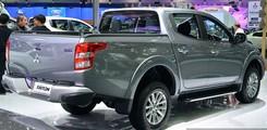 Xe Triton 4x2 AT đời 2016 Đà Nẵng, Pickup Triton 4x2 AT đời 2016 số tự động, Giá Triton 4x2 AT đời 2016, Ảnh số 4