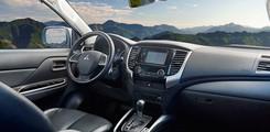 Xe Triton 4x2 AT đời 2016 Đà Nẵng, Pickup Triton 4x2 AT đời 2016 số tự động, Giá Triton 4x2 AT đời 2016, Ảnh số 3