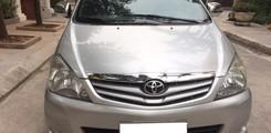 Cần bán xe Toyota INNOVA G đời 2009, màu bạc, chính chủ, Ảnh số 1