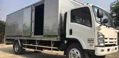Giá xe Isuzu nâng tải 8 tấn, mua xe Isuzu nâng tải 8 tấn, Isuzu FN129 tải trọng 8,2 tấn, Bán xe isuzu nâng tải, Ảnh số 4