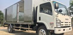 Giá xe Isuzu nâng tải 8 tấn, mua xe Isuzu nâng tải 8 tấn, Isuzu FN129 tải trọng 8,2 tấn, Bán xe isuzu nâng tải, Ảnh số 3