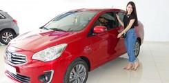 Xe 5 chổ sedan ATRRAGE nhập khẩu giá hấp dẫn tại Đà Nẵng. Bán xe ATTRAGE 2017 tại Đà Nẵng, Ảnh số 3