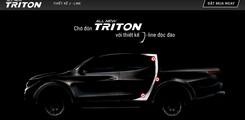 Xe TRITON số tự động 4x4 bán tại Đà Nẵng, Giá xe bán tải số tự động Đa Nang., Ảnh số 3