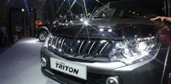 Bán xe PickpuTriton Đà Nẵng, Giá xe bán tải Triton số tự động Đà Nẵng, Xe Pickup 2 cầu số tự động Triton giá tốt., Ảnh số 1