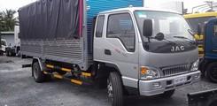 Ô tô tải Hải phòng 8,4 tấn thùng bạt dài 7,3 mét 200 triệu có xe mới, Ảnh số 2
