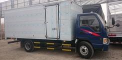 Bán Xe tải 4,9 tấn, 5 tấn thùng bạt, thùng kín Hải Phòng 420 triệu 0888141655, Ảnh số 2