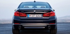 BMW 520d G30 máy dầu nhập khẩu Giá rẻ nhất BMW Việt Nam Bán xe BMW 520d G30, Ảnh số 3