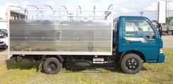 KIA K165S thùng mui bạt tải trọng 2,4 tấn, bán trả góp,xe chạy được vào đường thành phô, Ảnh số 3