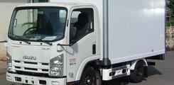 Bán xe tải Isuzu 3T9, 5T5, 6T2 Tấn thùng kín, thùng mui bạt mới 100% trả góp giá tốt nhất miền Nam, Ảnh số 3