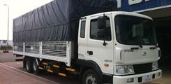 Xe tải Hyundai HD210, tải trọng 15 tấn, Ảnh số 2