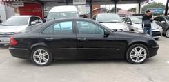 Chào bán xe Mercedes E200 năm 2007 màu đen chính chủ 555 triệu, Ảnh số 2