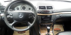 Chào bán xe Mercedes E200 năm 2007 màu đen chính chủ 555 triệu, Ảnh số 4