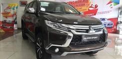 Mitsubishi Pajero Sport 2017 quà tặng đặc biệt trị giá đến 90 triệu, Ảnh số 3