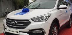 Hyundai Santafe 2017 quảng ngãi, Giá xe santafe quảng ngãi, LH : TRỌNG PHƯƠNG, Ảnh số 3
