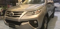 Toyota Fortuner 2.4G số sàn, máy dầu, phiên bản 2017, xe nhập Indo nguyên chiếc, mới 100%, Ảnh số 1