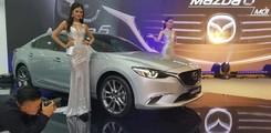 Mazda 6 All New 2017 chính hãng giá rẻ nhất Miền Bắc, xe mới 100% full Options,Đủ màu có xe giao ngay, Ảnh số 2