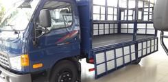 Xe tải Thaco Hyundai HD65, HD72 lên tải, hàng linh kiện nhập khẩu 3 cục Thaco HD500/ Thaco HD650 tải trọng 6.4 tấn, Ảnh số 4