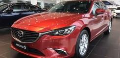 Mazda 6 Màu Đỏ, Trắng, Xanh, Xe Mazda 6 trả góp, Mua xe Mazda 6 trả góp, cam kết giá tốt nhất thị trường., Ảnh số 1