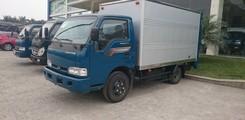 Xe K165s thùng kín nâng tải hỗ trợ giá ưu đãi, Ảnh số 3