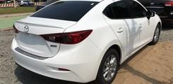 Mazda 3 màu trắng, mazda 3 sedan màu trắng, mazda 3 hatchback màu trắng, giá rẻ nhất, Ảnh số 4