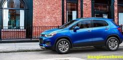 Chevrolet TRAX bán trả góp nhanh tại Hà Nội, Ảnh số 4