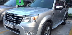 Bán Ford Everest 2.5AT Limited, sản xuất 2010, Ảnh số 1