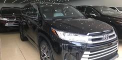 Bán Toyota Highlander 2017 nhập khẩu Mỹ nhiều màu giao ngay, Ảnh số 2