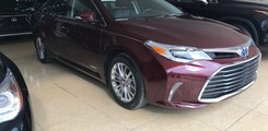 Toyota Avalon Limited xe xuất Mỹ 2017 giao ngay, Ảnh số 2