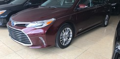 Toyota Avalon Limited xe xuất Mỹ 2017 giao ngay, Ảnh số 3