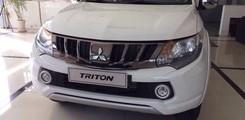 Xe bán tải mitsubishi Triton 2.4 Mivec nhập khẩu Thailand, Ảnh số 1