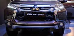 Mitsubishi All New Pajero Sport Nhập khẩu nguyên chiếc nhiều ưu đãi, Ảnh số 2