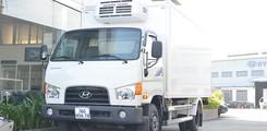 Xe tải hyundai hd99 6,5 tấn 2017 thùng kín, mui bạt, bửng nâng, ben tự đổ do Đô Thành phân phối., Ảnh số 2