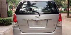 Toyota Innova G Xịn nguyên bản đời 2009, màu ghi bạc chính chủ gia đình đang dùng., Ảnh số 2