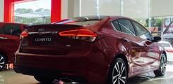 Kia Cerato 2017 mới Thiết kế Hiện đại. MỚI 100%. Tặng ốp cản sau Bô đôi. Vay NH 85%, Ảnh số 2