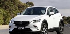 Giá Xe Mazda CX3, Mua Xe Mazda CX3 Trả Góp, Mazda CX3 Màu Trắng, Xanh, Đỏ..., Ảnh số 1